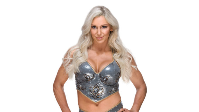 WWE CHARLOTTE FLAIR