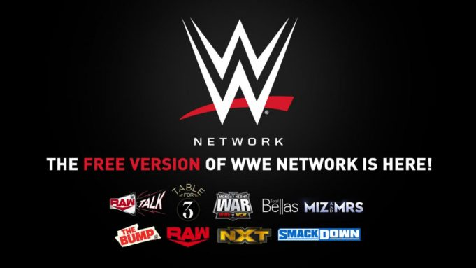 WWE Network Free Version